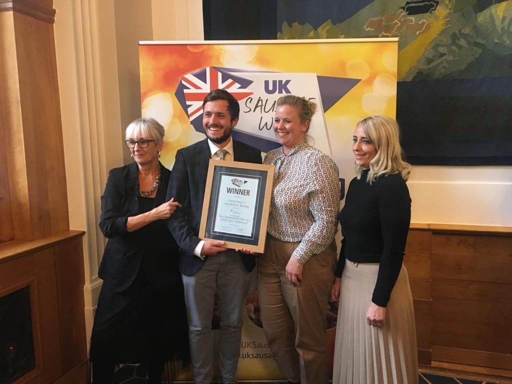 UK Sausage Week Winner 2019