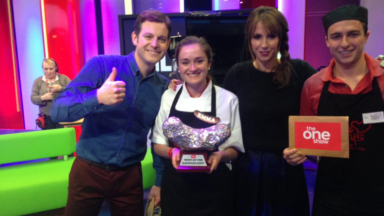 BBC One Show 2014