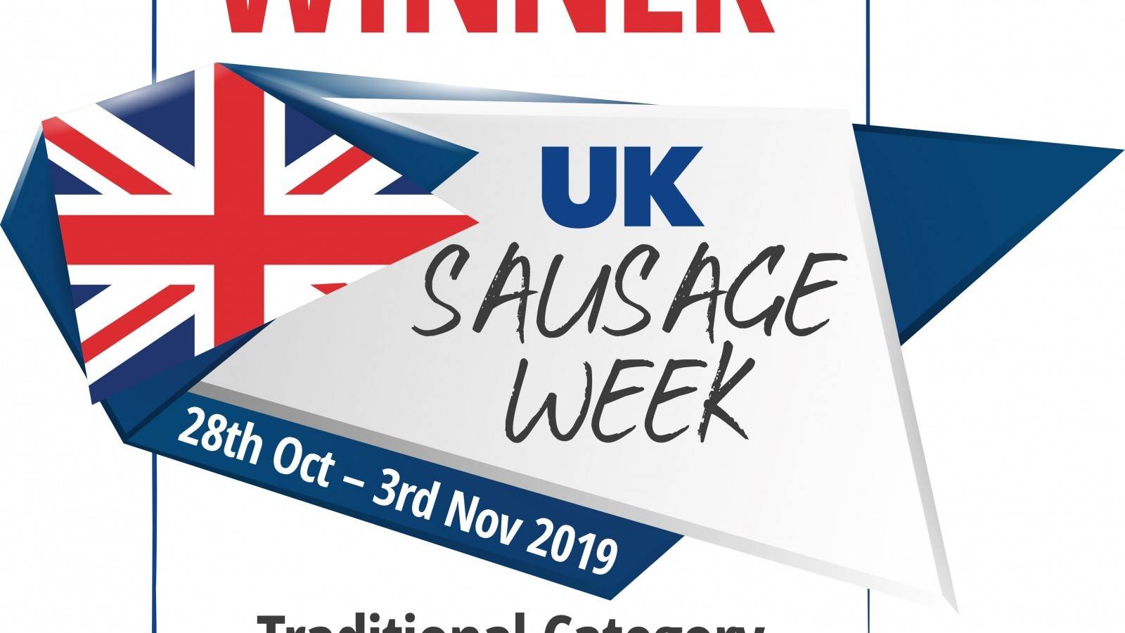 UK Sausage Week Winner Logo