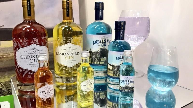 A Little Luxury Gin